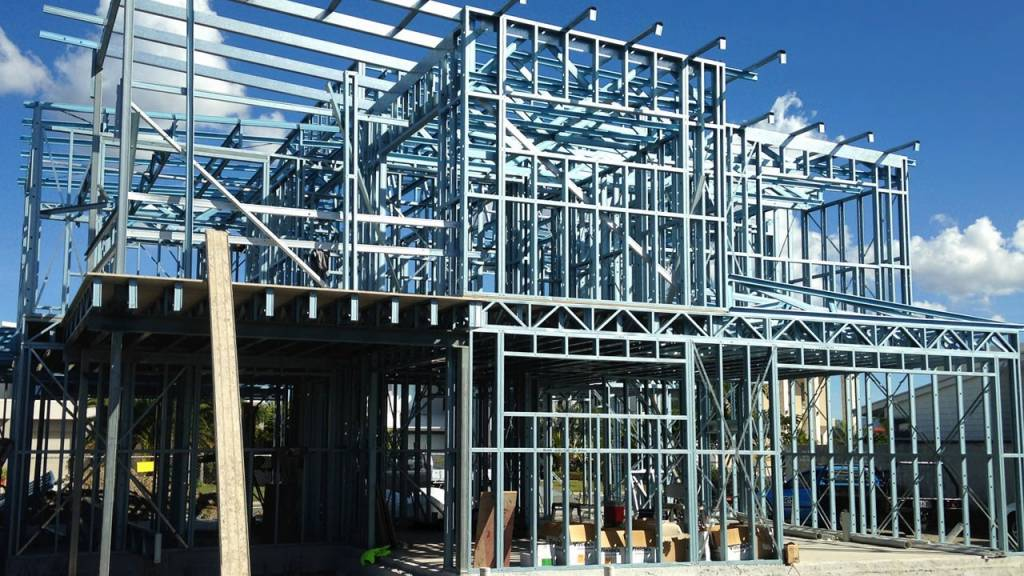 Steel house framing trusses ultimate pty ltd